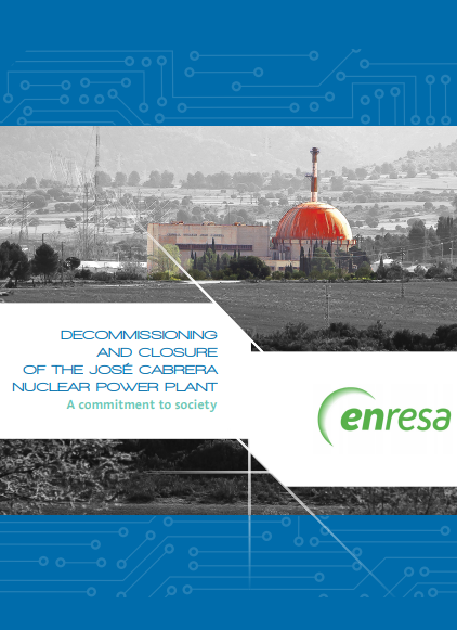 Page Decommissioning and closure of the José Cabrera nuclear power plant